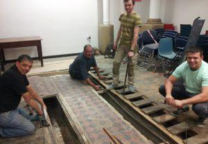 Hall Floor Fine Wooden Floors team 18 08 16